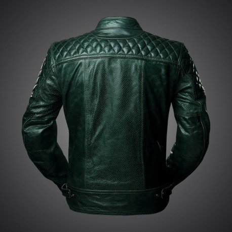 Kurtka Scrambler British Racing Green