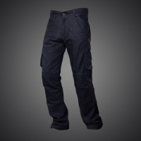 4SR Cargo Jeans Iron Grey