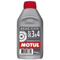MOTUL DOT 3&4 0,5L