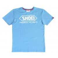 SHOEI T-SHIRT BLUE