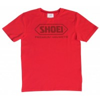 SHOEI T-SHIRT RED S
