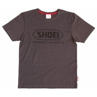 SHOEI T-SHIRT GREY S