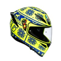 AGV K1 - WINTER TEST 2015