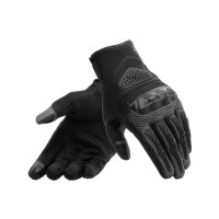 DAINESE BORA AIR TEX GLOVES BLACK/ANTHRACITE