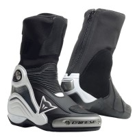 DAINESE R AXIAL PRO IN BOOTS BLACK/WHITE