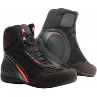 DAINESE MOTORSHOE D1 AIR BLACK/RED/ANTHRACITE