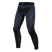 DAINESE D-CORE AERO PANT LL BLACK/COBALT-BLUE
