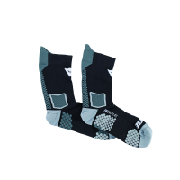DAINESE D-CORE MID SOCK BLACK/ANTHRACITE