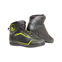 DAINESE RAPTORS D-WP BLACK/BLACK/FLUO-YELLOW