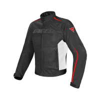 DAINESE HYDRA FLUX JACKET BLACK/WHITE/RED