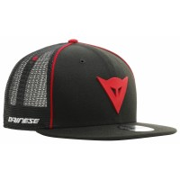 DAINESE 9FIFTY TRUCKER SNAPBACK CAP BLACK
