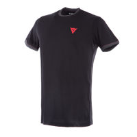 DAINESE PROTECTION T-SHIRT BLACK L