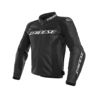 DAINESE RACING 3 JACKET BLACK/BLACK/BLACK