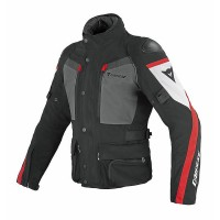 DAINESE CARVE MASTER GORE-TEX JACKET BLACK/RED