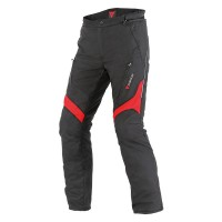 DAINESE TEMPEST D-DRY PANTS BLACK/RED