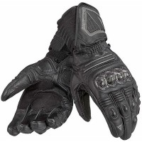 DAINESE CARBON GTX GRIP GLOVES BLACK/BLACK L