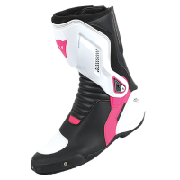 DAINESE NEXUS LADY BLACK/WHITE/FUCHSIA