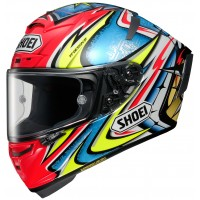 SHOEI X-SPIRIT III  DAIJIRO TC-1