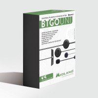 MIDLAND BT GO UNI INTERCOM Plug & Play