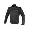 DAINESE STREET DARKER LEATHER JACKET BLACK
