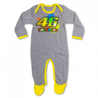 VR46 BABY KIDS OVERALL THE DOCTOR GREY
