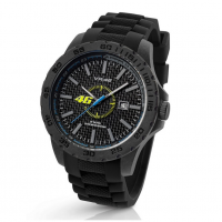 VR46 WATCH TW STEEL COLLECTION BLACK