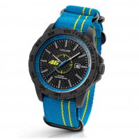 VR46 WATCH TW STEEL COLLECTION BLUE/YELLOW