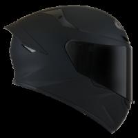 KYT TT-COURSE BLACK MATT