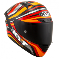 KYT NX-RACE MOOD FLUO RED