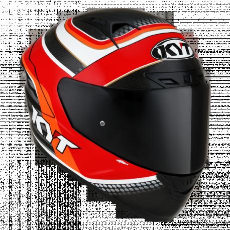 KYT NX-RACE PIRRO REPLICA CARBON