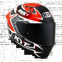 KYT NX-RACE BALANCE RED/GREY