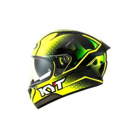 KYT NF-R HYPER FLUO YELLOW
