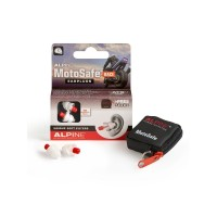 ALPINE MOTOSAFE EARPLUGS RACE VE6