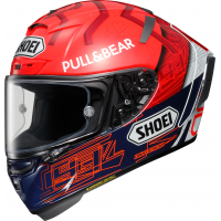 SHOEI X-SPIRIT III MARQUEZ6 TC-1