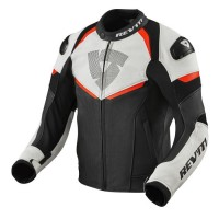 REVIT JACKET CONVEX BLACK/RED