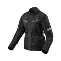 REVIT JACKET OUTBACK 3 LADIES BLACK/SILVER
