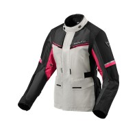 REVIT JACKET OUTBACK 3 LADIES GRAY/PINK
