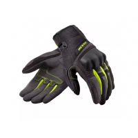 REVIT GLOVES VOLCANO BLACK/YELLOW