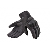 REVIT GLOVES VOLCANO BLACK