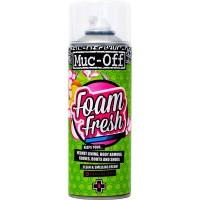 MUC-OFF FOAM FRESH CLEANER 400ml środek do czyszczenia wnętrz kasków