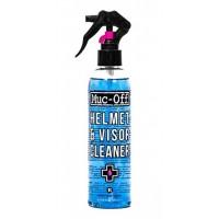 MUC-OFF VISOR, LENS & GOOGLE CLEANER 250ml środek do czyszczenia szyb w kaskach