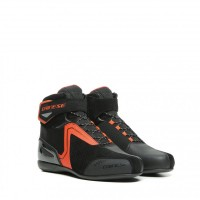 DAINESE ENERGYCA AIR SHOES BLACK/FLUO-RED