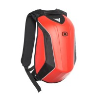DAINESE D-MACH COMPACT BACKPACK FLUO-RED