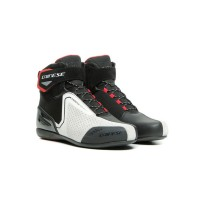 DAINESE ENERGYCA AIR SHOES BLACK/WHITE/LAVA RED