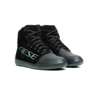 DAINESE YORK D-WP SHOES BLACK/ANTHRACITE